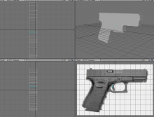 [WIP] Glock 19 preview