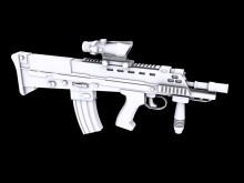 L22A2 hack pack Skin preview