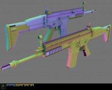 BrutalTronics's SCAR-L Help Wanted preview