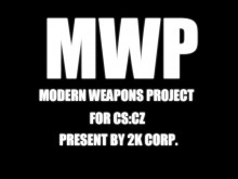 M.W.P For CS:CZ WiP preview