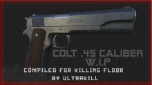 Colt .45 Map preview
