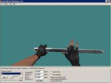 Kusanagi Sword Sprite preview
