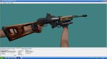SVDEX Remodelled Sprite preview