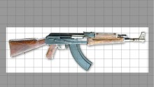AK-46 with Japerson1001's edit Map preview