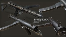 Sterling L2A3 + L3A4 Project preview