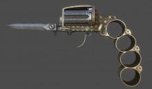 Apache Revolver Skin preview