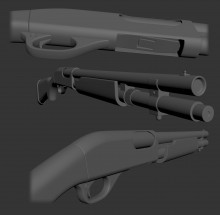 Remington 870 (marine) Help Wanted preview