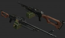 Texturing SARV`S PKM WiP preview