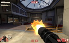 Tf2 Beta minigun muzzleflash restoration WiP screenshot #9