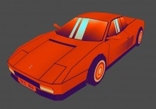 Ferrari Testarossa Project preview