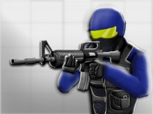 Making a counter strike wallpaper Skin preview