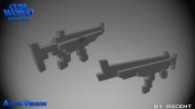 Guns Mod ALPHA Spray preview