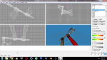 OLAF's Axe Animations Script preview