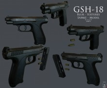 GSH-18 WiP preview