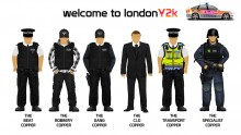 London Y2k - The Coppers WiP preview
