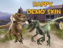 Rappy Serverside Skin WiP preview