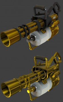 More Australiafied Weapons Skin preview
