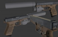 Glawk WiP preview