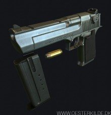 IMI Desert Eagle Project preview
