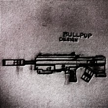 Bullpup Weapon Designs WiP preview