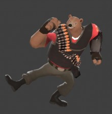 Heavy Bear Revival WiP preview
