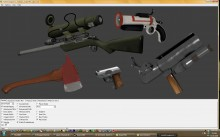 TF2 Weapon Updates Skin preview