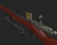Mosin-Nagant Soviet M91/30 & Friends Model preview