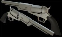 Colt Walker Mod. 1847 Skin preview