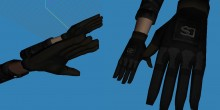 DarkShine Arms Retexture Script preview