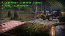 Distress Signal WiP preview