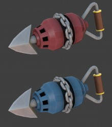 Hookshot for Grappling Hook Skin preview