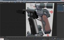 Future Pistol preview