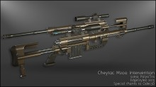 Cheytac M200 Intervention Model preview