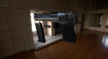 DESERT EAGLE FROM OUT OF NOWHERE preview