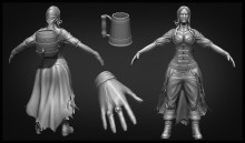 Wench like Pirate Spray preview