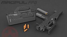 Magpul FPG Model preview