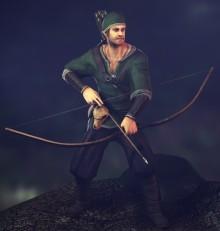 Bondi - Character Model Skin preview