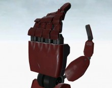 The Phantom Limb - V2 Skin preview