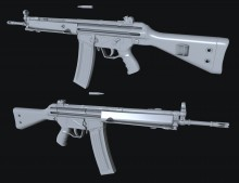 HK33 baked(finally) preview