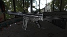 HK33 texturing practice preview