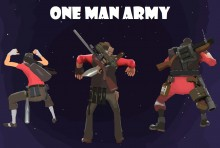 [WIP] The One Man Army preview