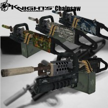 Kac Chainsaw preview