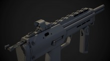 Smg1 HL2 preview