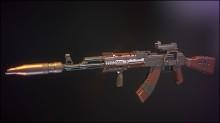 AKM Model preview