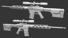Remington R11 Skin preview