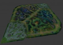 Summoner's Rift for Source WiP preview