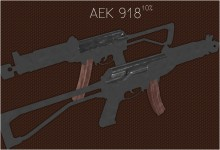 AEK 918 Spray preview