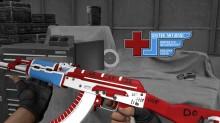 AK-47   Oathbreaker WiP preview
