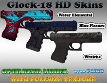 CS:GO Glock 18 HD Skins (CS1.6) Skin preview