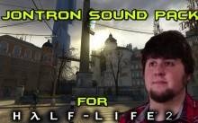 Jontron Sound Pack For Half-Life 2 WiP preview